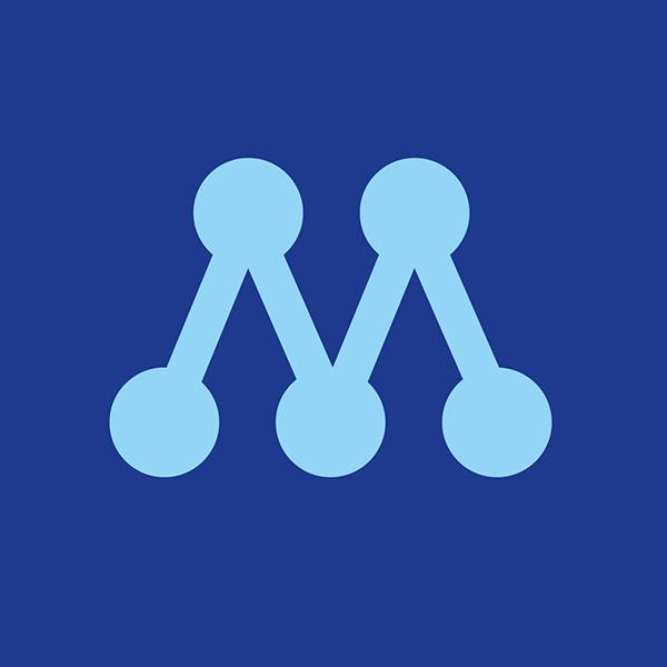 Logga för Ystadmoderaterna